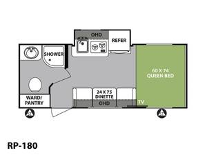 RVs for Sale in Missouri and Northan Arkansas | Camping ... R Pod Floor Plans Bunkhouse on