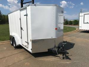 New Enclosed Trailers for sale near Charlotte and Concord