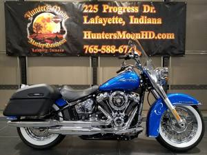 Current New Inventory | Hunter's Moon Harley-Davidson®