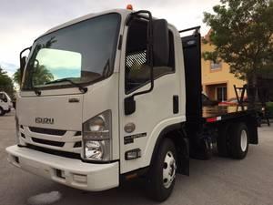 2019 Isuzu Trucks NPR HD Diesel Palm Isuzu