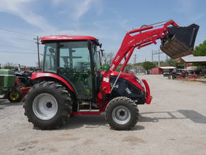 1900 TYM Tractors T554 Stock: 14595 | Big Red's Equipment Sales