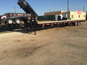 Hot Shot Trailers for Sale | Nationwide Trailers | TX, OK & AR