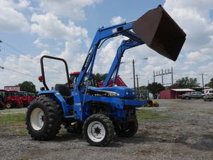 Pre-Owned New Holland Tractors