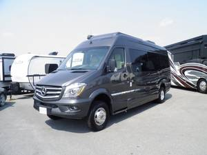 Roadtrek Class B Motorhomes | High River AB | Camper Van Dealer