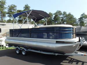 Crest Pontoon Boats For Sale | Charlotte, NC | Crest Boat Dealer