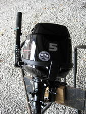 2017 Mercury Marine® Fourstroke 5 HP Stock: ML2398 | Shoals