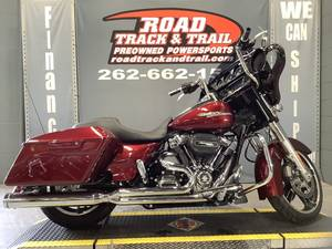 Used Harley-Davidson® Street Glide® Motorcycles For Sale | WI