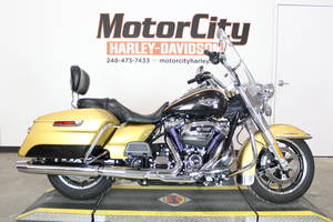 2017 Harley-Davidson® FLHR - Road King Motor City