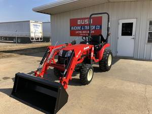 Current New Inventory | Bush Machine & Tractors Co