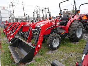 NEW Massey Ferguson Tractors Inventory at Big Red's Equipment