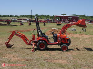 Pre-Owned Kubota Tractors for Sale