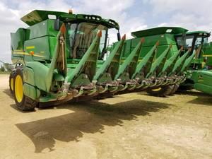 Used Combines | S  Wisconsin | Harvest Equipment Dealer