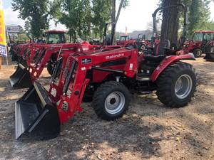 Mahindra Tractors For Sale | Gonzales LA | Equipment Dealership