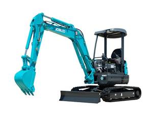 2000 Kobelco SK35 Stock: 8127 | Burnips Equipment Co
