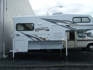 Northstar Pop-Up Truck Campers For Sale in Abbotsford, BC