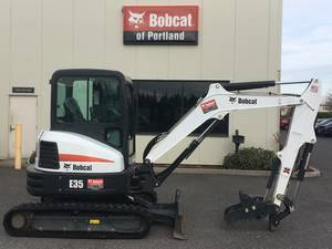 Used Construction Equipment For Sale WA & OR | Bobcat® Dealer