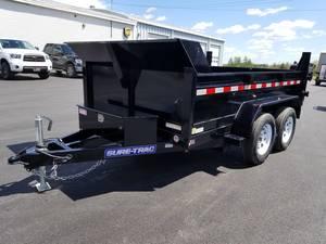 2018 Sure-Trac 6x10 7K SD Deckover Dump Stock: J4233707