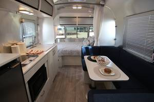 Airstream travel trailers and motorhomes for sale Fort