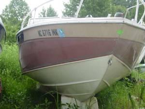 1982 Chris Craft 210 Scorpion Stock: NC6716WK   Lanier Marine