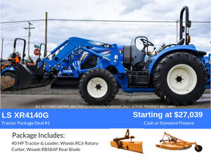 LS Tractors For Sale   Oregon & Washington   LS Tractor Dealer