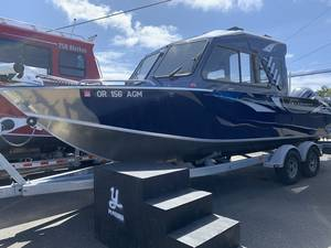 Used Duckworth Boats For Sale in Coos Bay and Florence