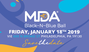 12th annual mda black blue ball brians hd
