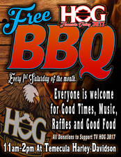 hog bbq bbq new event