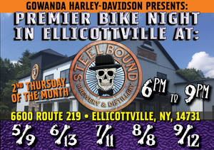 Event Calendar | Gowanda Harley-Davidson® New York