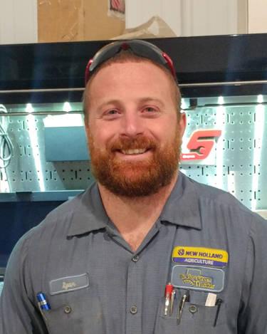 Ryan Roberts / Service Technician