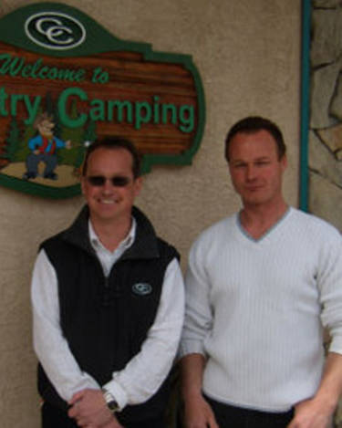 Staff Country Camping Leisure Products Salmon Arm