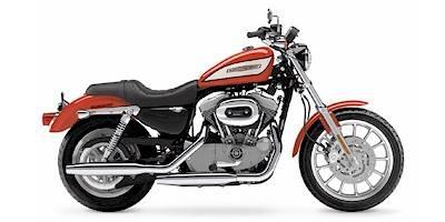 2004 Harley-Davidson XL1200R - Sportster 1200 Roadster