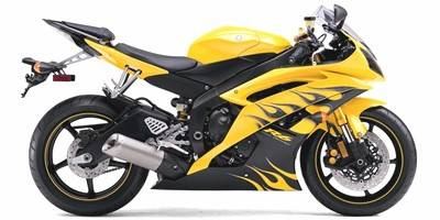 RPMWired.com car search / 2008 Yamaha YZF R6