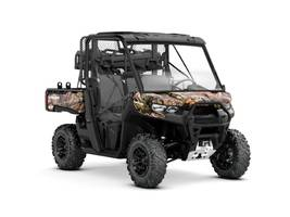 New  2019 Can-Am® Defender Mossy Oak Hunting Edition HD10 Golf Cart / Utility in Houma, Louisiana