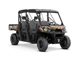 New  2019 Can-Am® Defender MAX XT HD8 Mossy Oak Break-Up Country Camo Golf Cart / Utility in Roseland, Louisiana