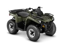 2019 Can-Am™ Outlander DPS 570 1