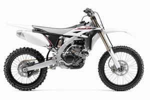 2012 Yamaha YZ250 F 1
