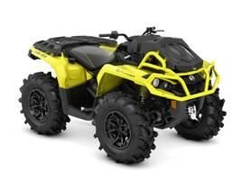 New  2019 Can-Am® Outlander X® mr 850 ATV in Houma, Louisiana