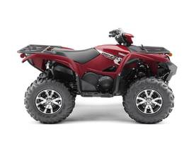 New  2019 Yamaha Grizzly EPS ATV in Roseland, Louisiana