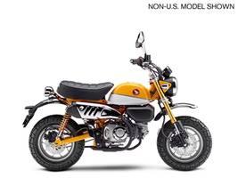 New  2019 Honda® Monkey Standard in Roseland, Louisiana