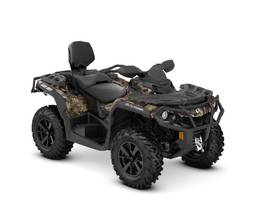 2019 Can-Am ATV Outlander™ MAX XT™ 650 Mossy Oak Break-up Country Camo
