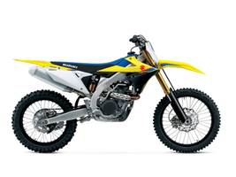 New  2019 Suzuki RM-Z450 Dirt Bike in Houma, Louisiana