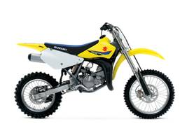 New  2019 Suzuki RM85 Dirt Bike in Houma, Louisiana