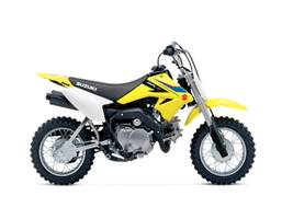 New  2019 Suzuki DR-Z50 Dirt Bike in Houma, Louisiana