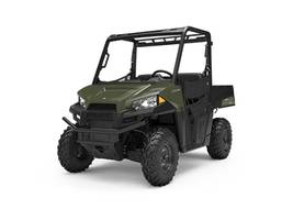 New  2019 Polaris® RANGER® 570 Sage Green Golf Cart / Utility in Houma, Louisiana