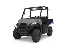 New  2019 Polaris® RANGER® EV Avalanche Gray Golf Cart / Utility in Roseland, Louisiana