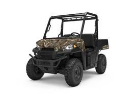 New  2019 Polaris® RANGER® EV Polaris® Pursuit® Camo Golf Cart / Utility in Roseland, Louisiana