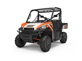 New  2019 Polaris® RANGER XP® 900 EPS Orange Madness Golf Cart / Utility in Roseland, Louisiana