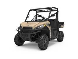 New  2019 Polaris® RANGER XP® 900 EPS Military Tan Golf Cart / Utility in Roseland, Louisiana