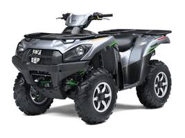 2019 Kawasaki Brute Force 750 4x4i EPS Atomic Silver for sale 99283