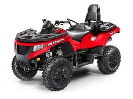 2019 Textron Off Road Alterra TRV 700    Red